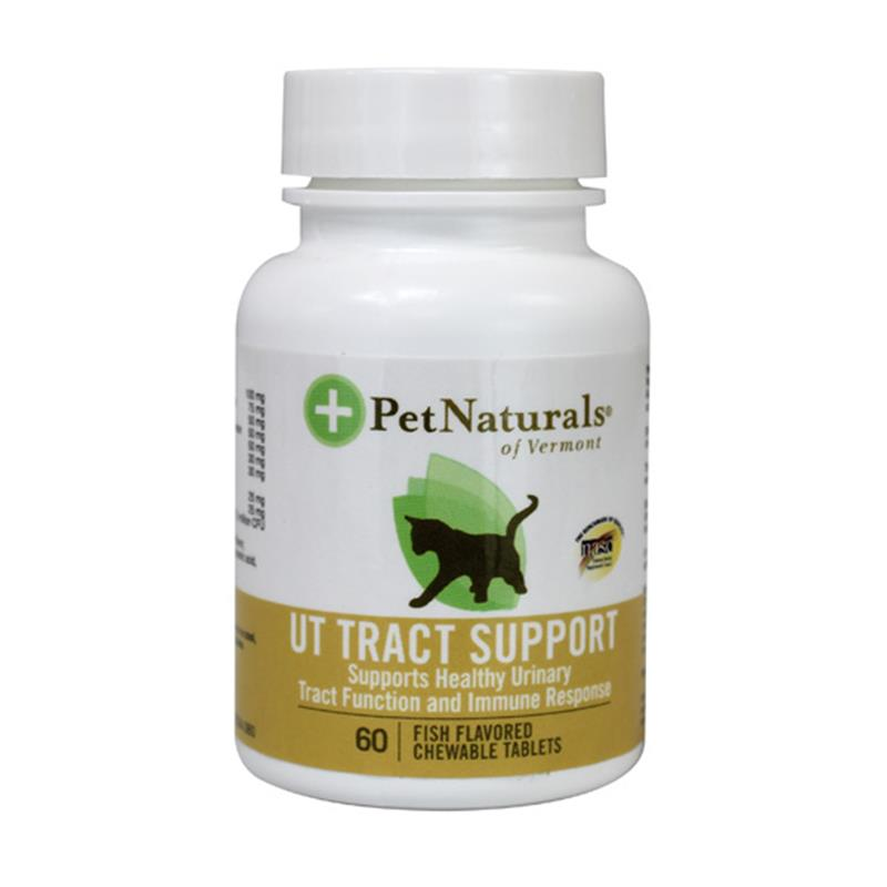 Pet Naturals Urinary Tract Support Tablets for Cats, 60 ct.
