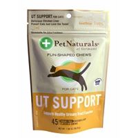 Pet Naturals UT Support Soft Chews for Cats, 1.98 oz, 45 ct.