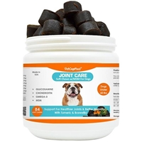 VetCrafted Joint Care Soft Chews with MSM for Small and Medium Dogs, 84 ct.